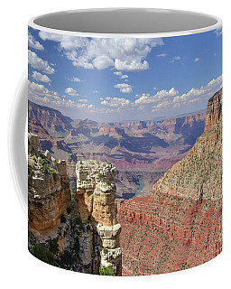 The Grand Canyon Coffee Mug by Debbie Green