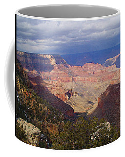 The Grand Canyon Coffee Mug by Marna Edwards Flavell