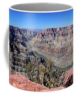 The Grand Canyon Panorama Coffee Mug
