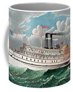 The Grand New Steamboat Pilgrim Coffee Mug