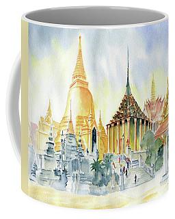 The Grand Palace Bangkok Coffee Mug