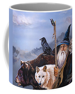Wizard Coffee Mugs