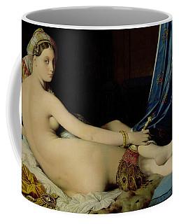 The Grande Odalisque Coffee Mug