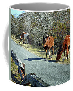 The Grass Is Always Greener Coffee Mug