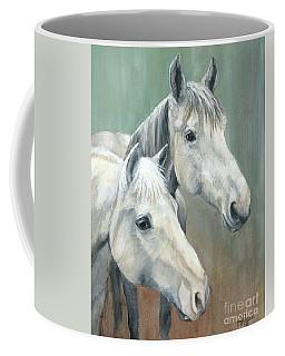 The Grays - Horses Coffee Mug