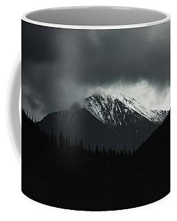 Turbulence Over Torreys Coffee Mug