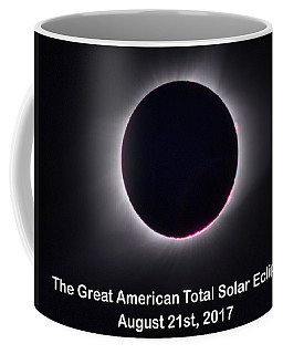 The Great American Total Ecplise T-shirt And Mug Coffee Mug