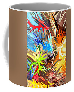The Great Barrier Reef II Coffee Mug