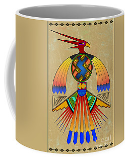 The Great Bird Spirit Coffee Mug