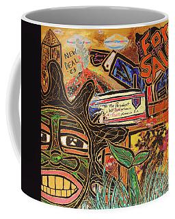 The Great Deluge Circa 2018 Coffee Mug