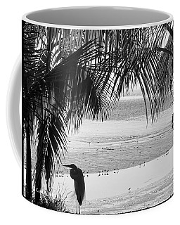 Watching The Tide Coffee Mug