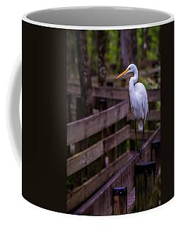 The Great Egret Coffee Mug