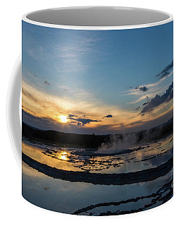 The Great Fountain Geyser Coffee Mug