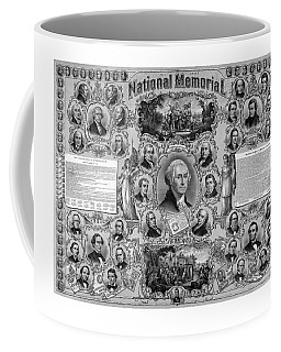 The Great National Memorial Coffee Mug