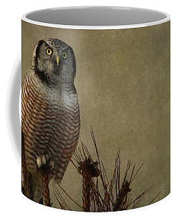 Coffee Mug featuring the photograph The Great Orator by Heather King
