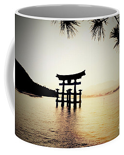 The Great Torii  Coffee Mug