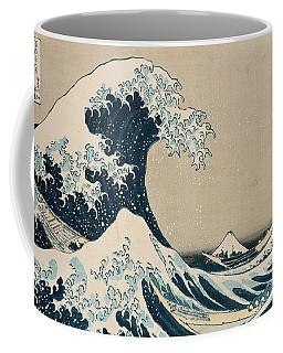 The Great Wave Of Kanagawa Coffee Mug