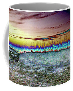 The Green Flash Coffee Mug