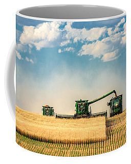 The Green Machines Coffee Mug