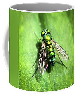 The Greenest Coffee Mug