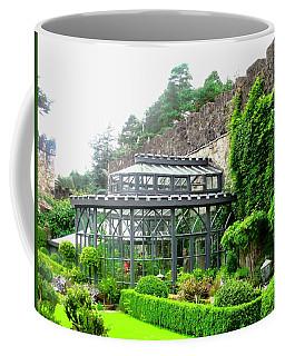 The Greenhouse At Glenveagh Castle Coffee Mug