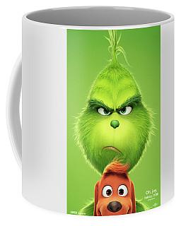 The Grinch 2018 A Coffee Mug