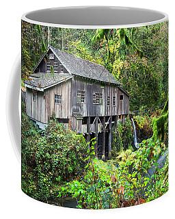 The Grist Mill, Amboy Washington Coffee Mug