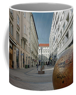 The Grounded Sun Zagreb Coffee Mug by Steven Richman