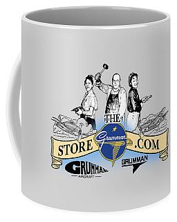 The Grumman Store Coffee Mug