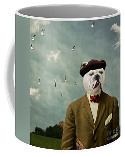 The Grumpy Man Coffee Mug