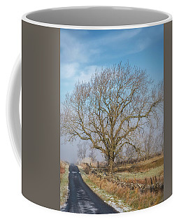 Coffee Mug featuring the photograph The Guardian by Jeremy Lavender Photography