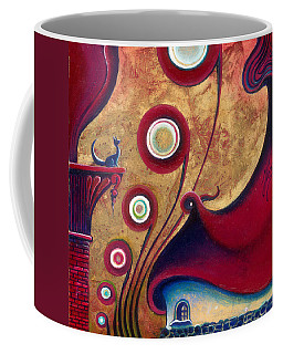 The Guardian Of Changes The Destiny Coffee Mug