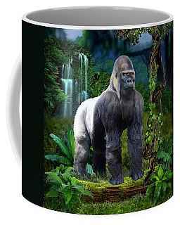 The Guardian Of The Rain Forest Coffee Mug by Glenn Holbrook