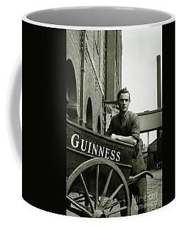 The Guinness Man Coffee Mug