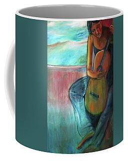 The Guitarist Coffee Mug