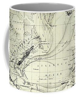 The Gulf Stream Of The Atlantic Ocean Coffee Mug