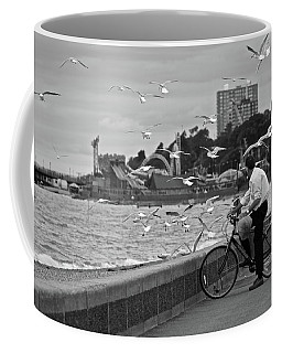 The Gull Man Coffee Mug