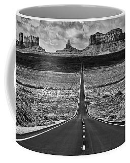The Gump Stops Here Coffee Mug by Darren White