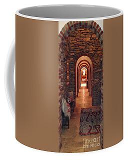 The Hallway Coffee Mug by Steven Parker