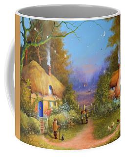 The Hamlet Of Gnarl Mid Summers Eve Coffee Mug