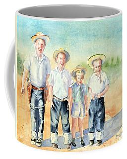 The Happy Wranglers Coffee Mug