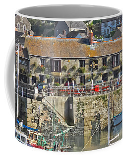 The Harbour Inn Porthleven Coffee Mug