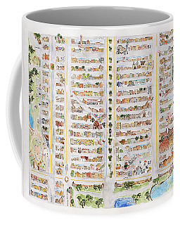 The Harlem Map Coffee Mug