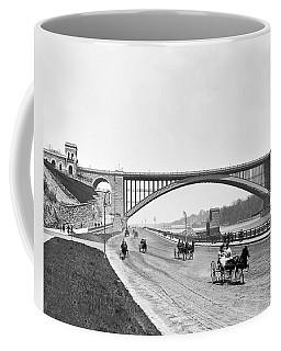 The Harlem River Speedway Coffee Mug