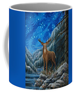 the Hart Coffee Mug