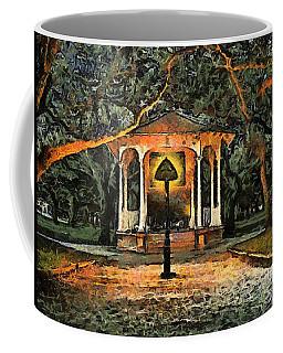 The Haunted Gazebo Coffee Mug