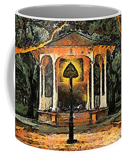 The Haunted Gazebo Coffee Mug