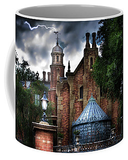 The Haunted Mansion Coffee Mug