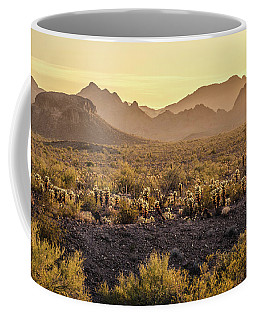 The Hazy Desert Coffee Mug