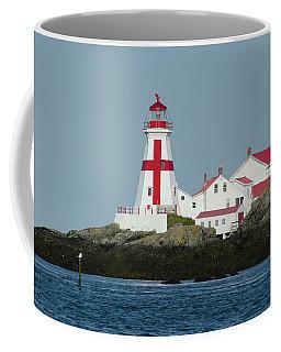 The Head Harbour Light Coffee Mug